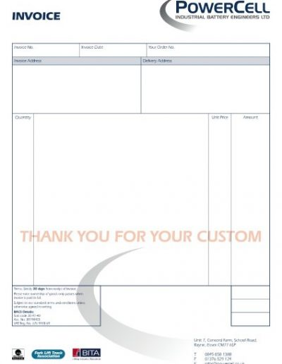 powercell-invoice